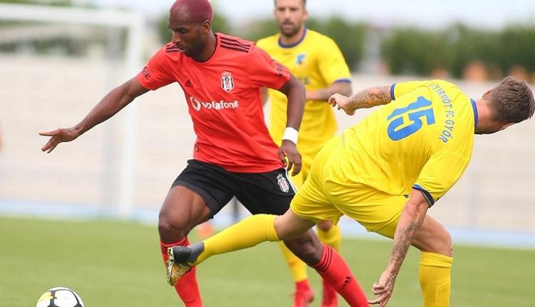 Beşiktaş 4-1 Gyirmot özeti ve golleri İZLE (Beşiktaş - Gyirmot hazırlık maçı kaç kaç bitti?)