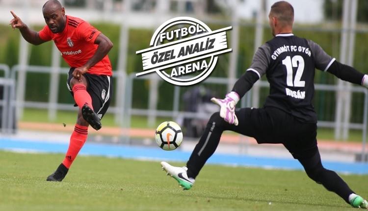 Beşiktaş 4-1 Gyirmot hazırlık maçında kim, nasıl oynadı?