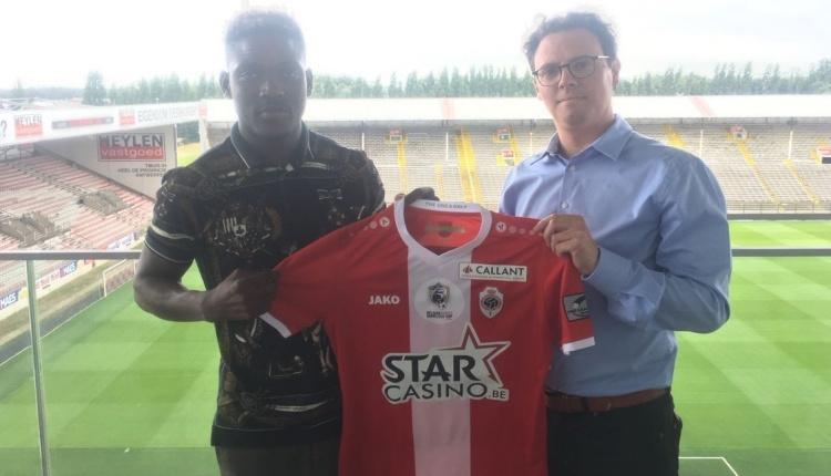 Beşiktaş ile anılan Daniel Opare, Antwerp'e transfer oldu