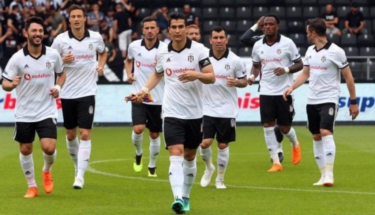 Beşiktaş Krasnodar saat kaçta, hangi kanalda? (Beşiktaş hazırlık maçları 2018)