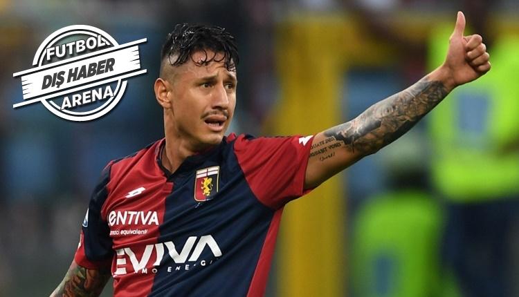 BJK Transfer: Beşiktaş, Genoa'nın golcüsü Gianluca Lapadula'nın peşinde!