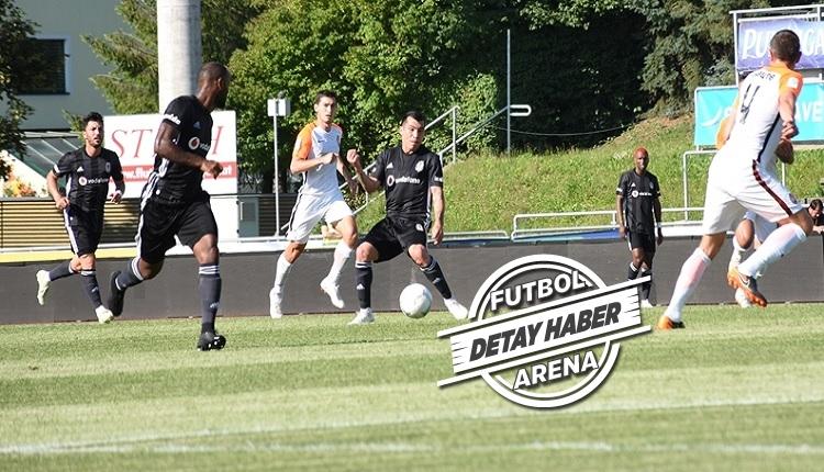 Beşiktaş - Shakhtar Donetsk maçı özeti (BJK - Shakhtar hazırlık maçı)