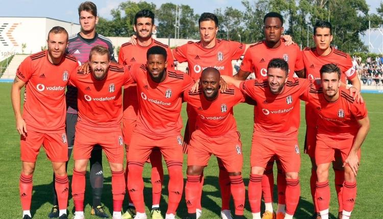 Beşiktaş - Siofok maç özeti ve golleri (İZLE)