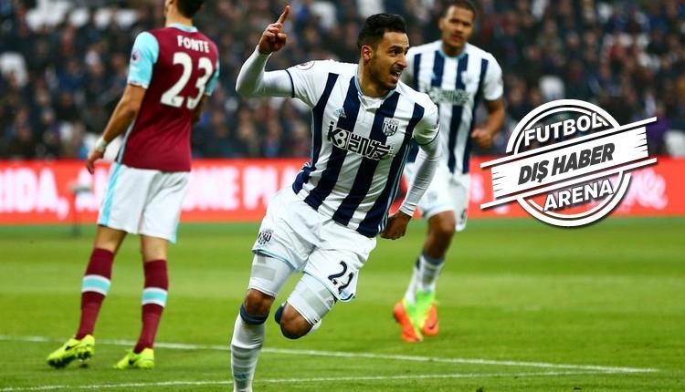 BJK Transfer: Beşiktaş'ın gözdesi Chadli'den transfer itirafı