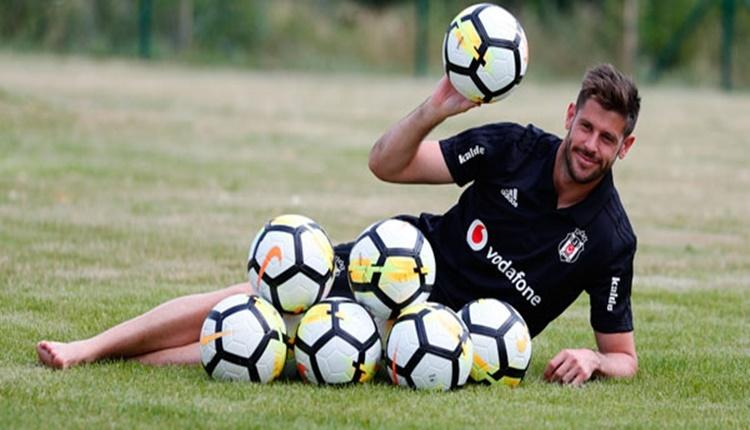 Beşiktaş'ın kalecisi Fabri: 'Guti bize büyük katkı sağlayacak'