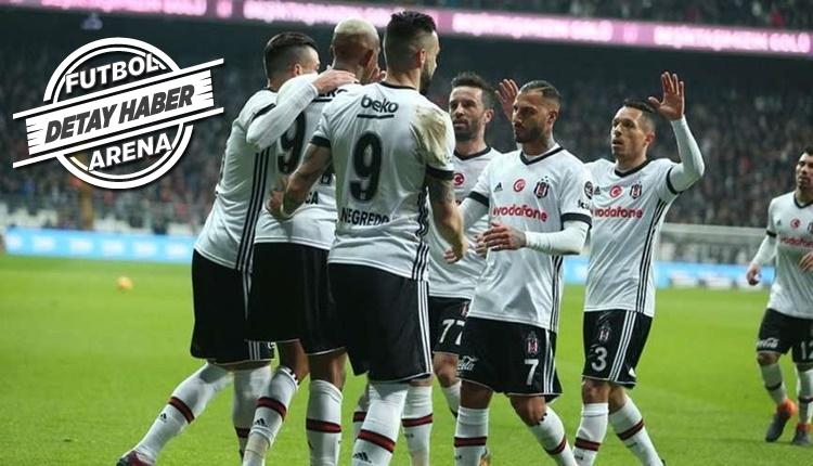 Beşiktaş, ön eleme maçlarında takılmıyor