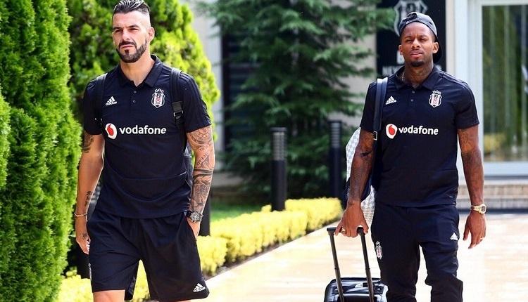 Beşiktaş'ın Torshavn kadrosunda sürpriz