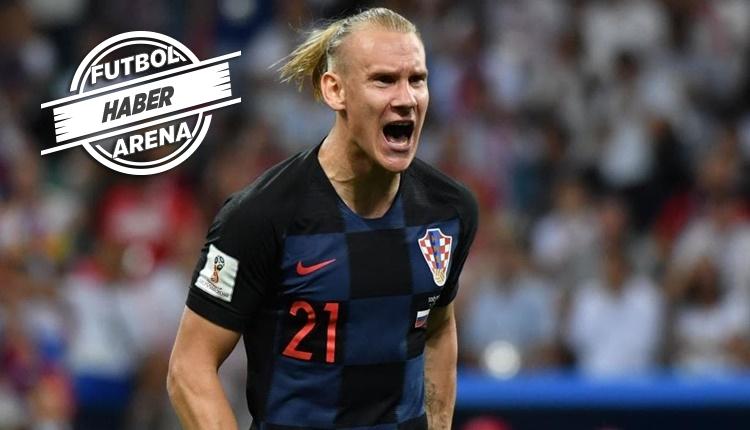 Beşiktaş'ta Domagoj Vida'dan 5 milyon Euro'luk çıkış