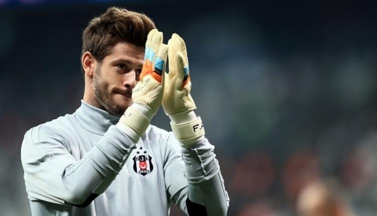 BJK Transfer: Beşiktaş'ta Fabri, Fulham'a transferini açıkladı