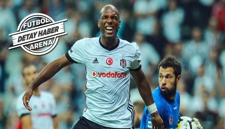 Beşiktaş'ta Ryan Babel'den UEFA Avrupa Ligi'nde 3 gol