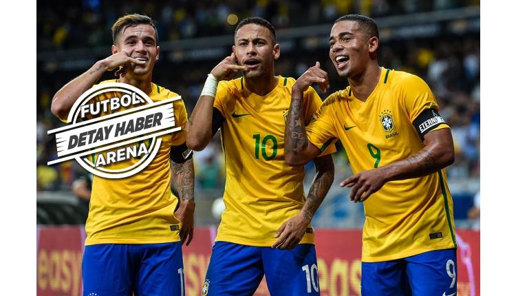Brezilya, Almanya'yı solladı! Dünya Kupası tarihinde rekor