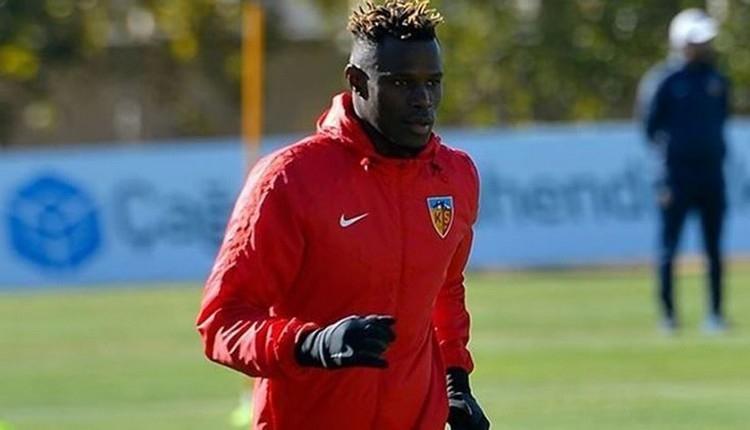 Bursaspor, Badji'yi transfer etti