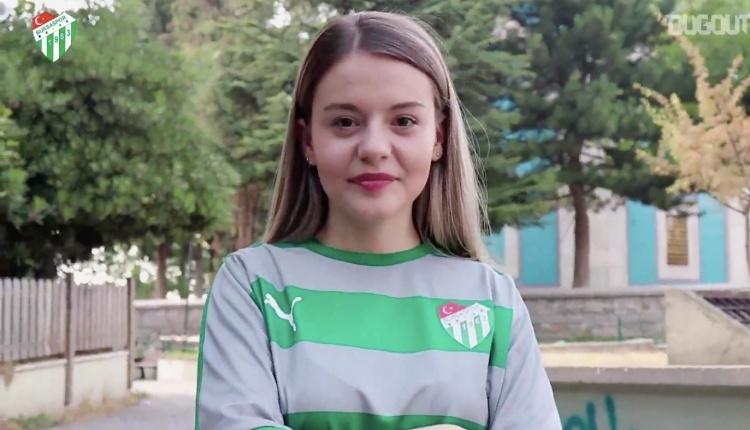 Bursaspor'un yeni sezon formaları