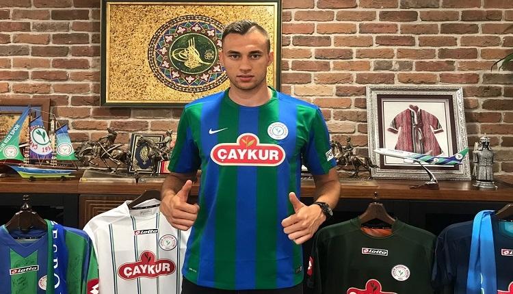 Çaykur Rizespor Jaroslaw Jach ile sözleşme imzaladı