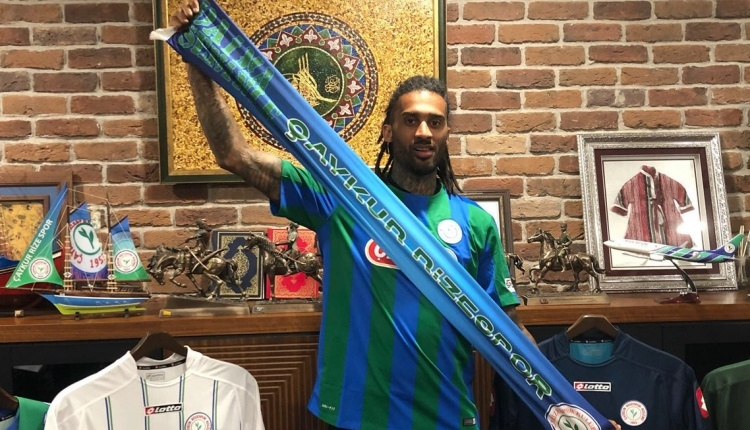 Çaykur Rizespor'danArmand Traore transferi