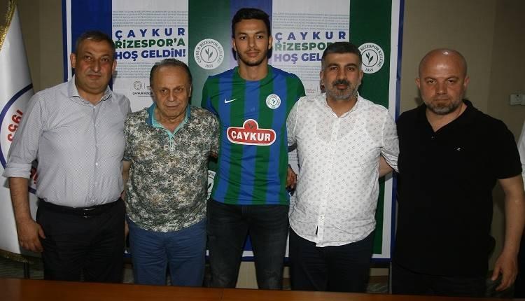 Çaykur Rizespor'un yeni transferi Montassar Talbi'nin maliyeti belli oldu