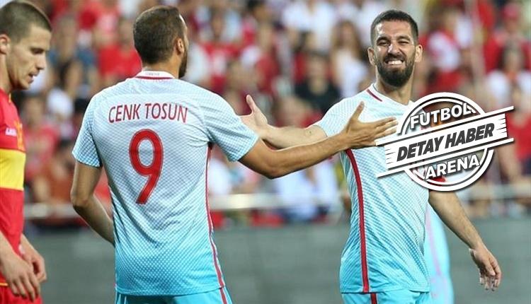 Cenk Tosun ve Arda Turan'dan transfer rekoru! Zengin ettiler
