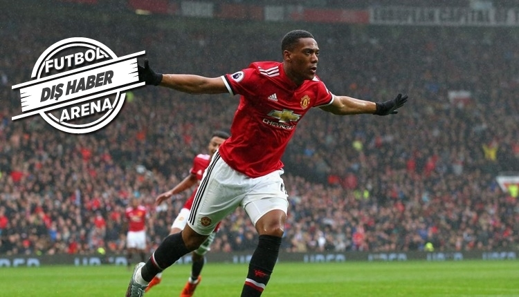 Chelsea ve Bayern Münih, Anthony Martial'in peşinde