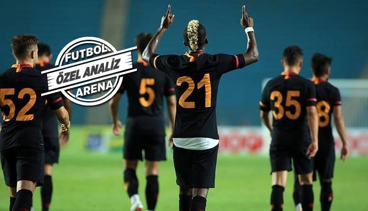 Club Africain - Galatasaray maçında kim, nasıl oynadı?