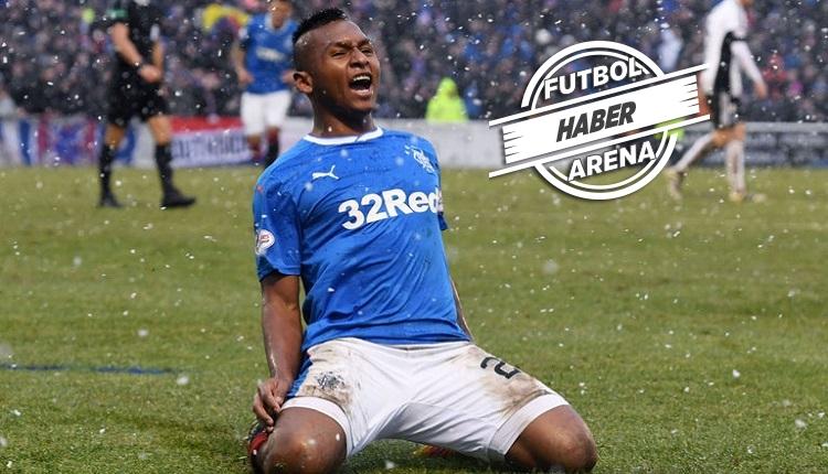Comolli Alfredo Morelos'un transferi için İskoçya'da!
