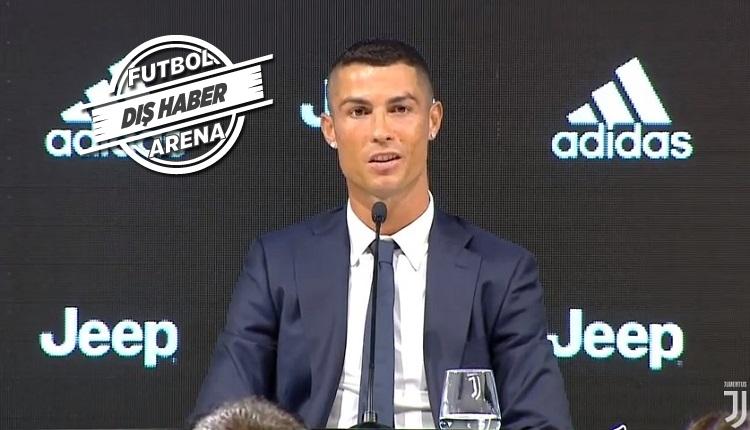 Cristiano Ronaldo: 'Real Madrid'den ayrıldığım için üzgün değilim'
