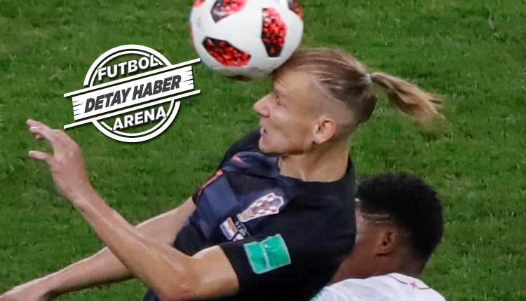 Domagoj Vida Süper Lig tarihine geçti (Hırvatistan - İngiltere maç özeti ve golleri)