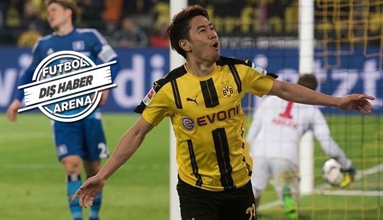 Dortmund'un Kagawa için transfer kararı! Beşiktaş...