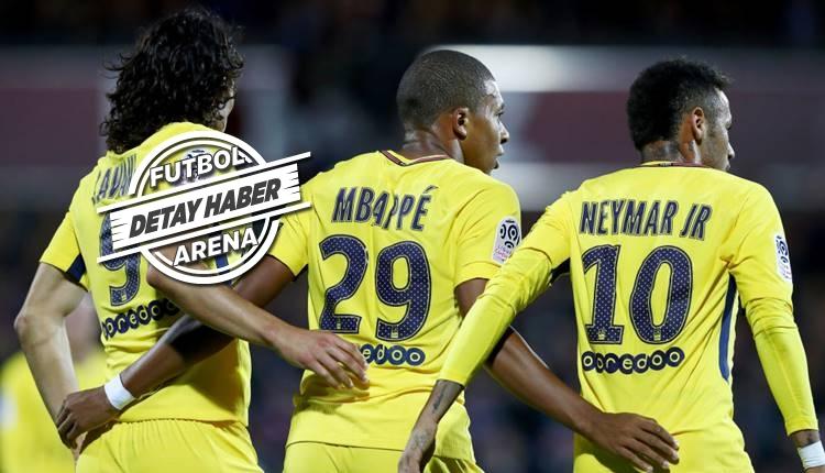 Dünya Kupası'na Paris Saint-Germain damgası