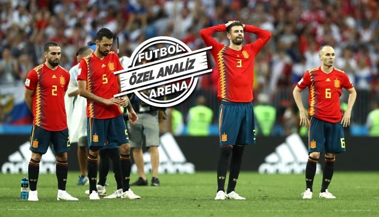 Dünya Kupası'nda ilginç detay, topa sahip olanlar kaybetti