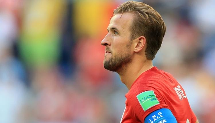 Dünya Kupası'nın gol kralı Harry Kane oldu
