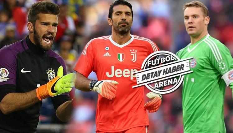 En pahalı kaleci transferlerleri... Buffon'dan Neuer'e!