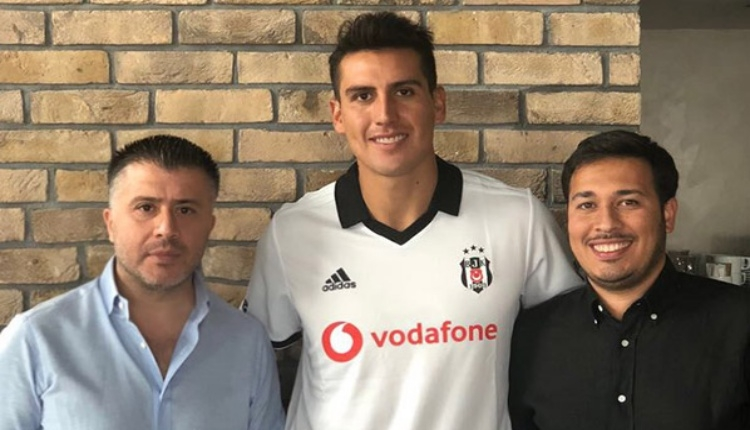 Enzo Roco: ''Beşiktaş'ın ilgisini duyunca duygulandım!''