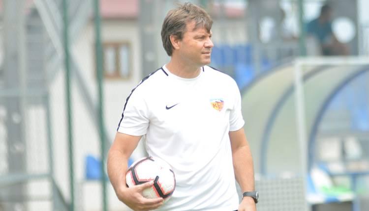 Kayserispor Haberleri: Ertuğrul Sağlam'dan transfer açıklaması