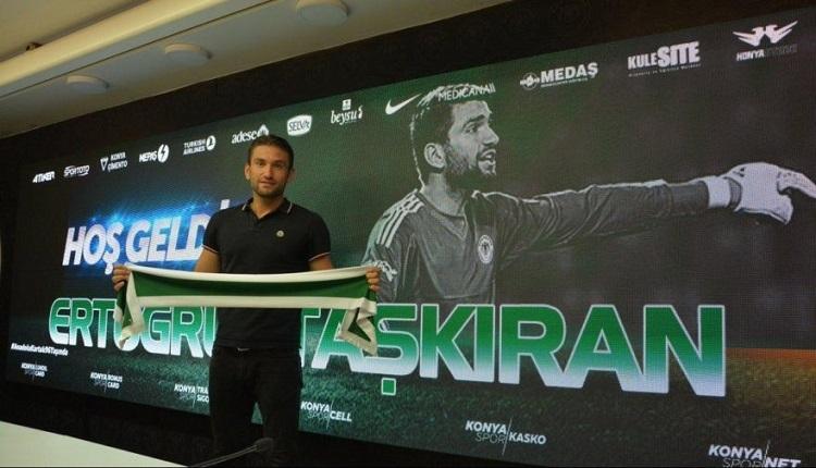 Ertuğrul Taşkıran'dan Fenerbahçe'ye duygusal veda