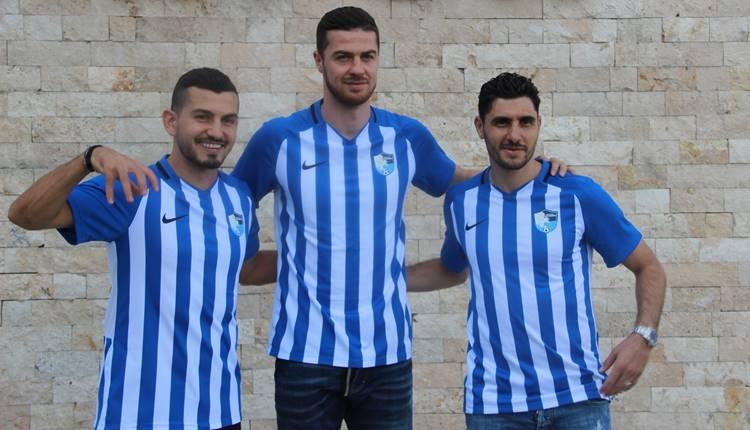 Erzurumspor'dan transfer şov! Emrah Başsan, Özer Hurmacı, İbrahim Sehic, Gilles Sunu