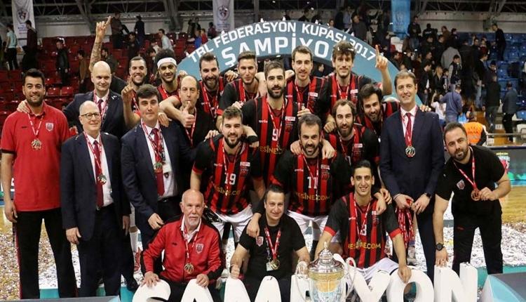 Eskişehir Basket ligden çekildiğini duyurdu