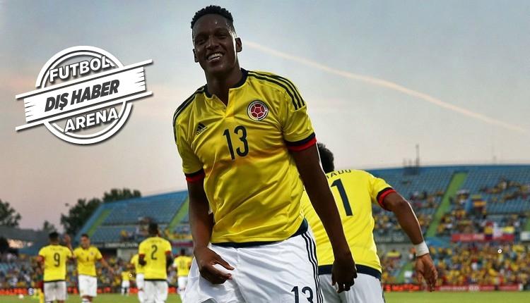 FB Transfer: Everton'dan Yerry Mina için 24 milyon Euro
