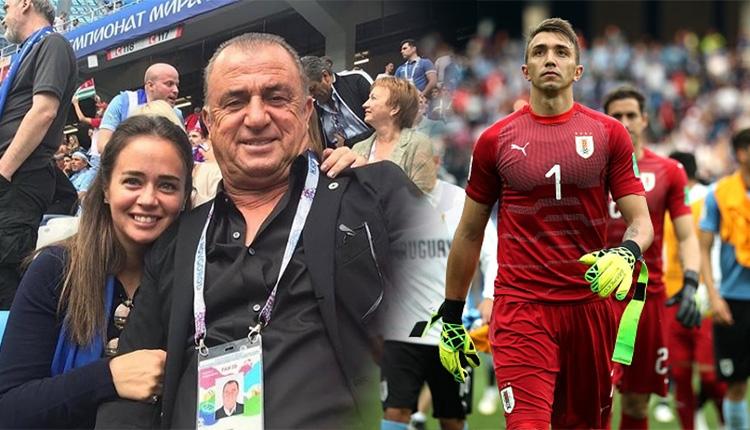 GS Haberleri: Fatih Terim'den Fernando Muslera'ya Fransa maçında destek