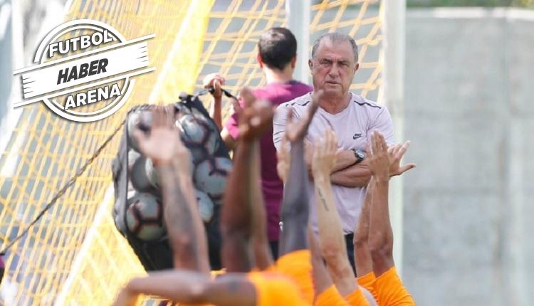 Fatih Terim'den Galatasaray - Valencia maçında yönetime mesaj