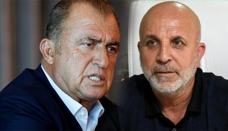 Fatih Terim'den Hasan Çavuşoğlu'na: ''O adama 5 kuruş kazandırmayacaksınız!''