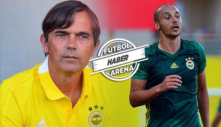 Fenerbahçe'de Aatif takımdan gönderilecek mi? Cocu'nun raporu