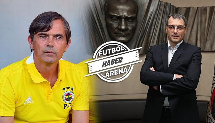 FB Transfer: Fenerbahçe'de Cocu orta saha transferi istiyor