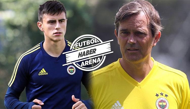 FB Haber: Fenerbahçe'de Cocu'dan Eljif Elmas kararı