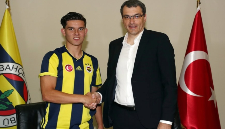 Fenerbahçe'de Ferdi Kadıoğlu yeni sezon forması mı giydi?