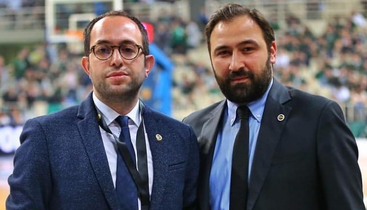 Fenerbahçe'de Necati Mete görevinden ayrıldı
