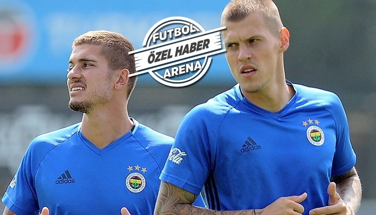 Fenerbahçe'de Neustadter - Skrtel için Cocu'nun kararı