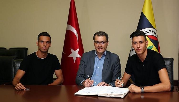 Fenerbahçe'de transferde tam 22 yıl sonra bir ilk!