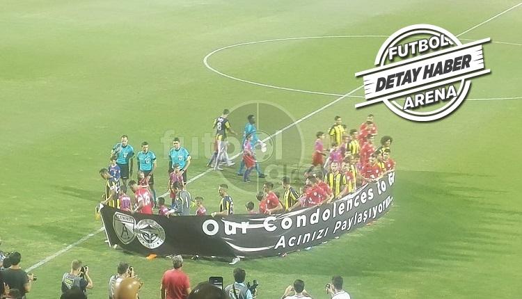 Fenerbahçeli gençlerin dikkat çeken ikili mücadele performansı (Altınordu - Fenerbahçe maç özeti)