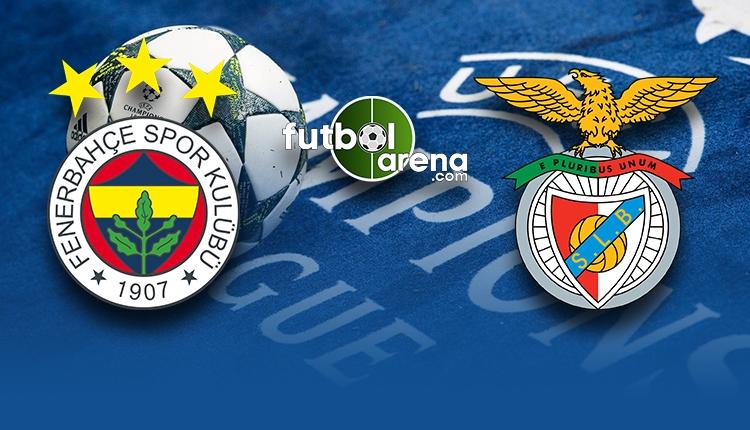 Fenerbahçe'nin Şampiyonlar Ligi 3. ön eleme turundaki rakibi Benfica
