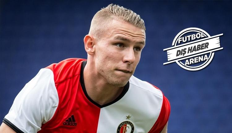 Feyenoord'dan Fenerbahçe'ye Van Beek için olumsuz yanıt